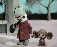 """И последний мультфильм.  И это  """"Чиполлино """".  Мультик с тонким смыслом, а точнее намек о том"""