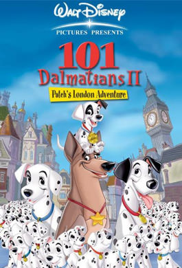 101 Далматинец 1-2/ One Hundred and One Dalmatians + 101 dalmatians II: Patch`s London adventure(1961)