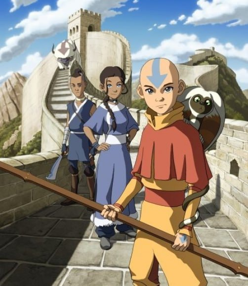 The Last Airbender Movie Appa: Аватар: Легенда об Аанге (сериал): кадры