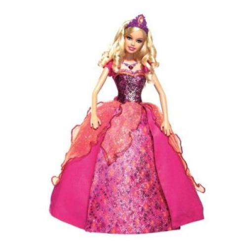 Барби и хрустальный замок barbie the diamond