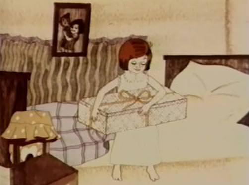 Союзмультфильм; 1971 г.). Сам сюжет фильма довольно прост. Маленькой