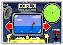Spongebobs Bumper Subs