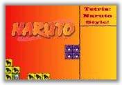 Naruto Tetris