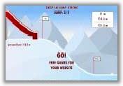 Sheep ski jump xtreme