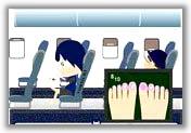 Flugzeug unsinn
