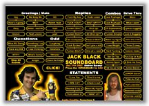 Jack Black Soundboard