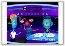 Музыкальные пришельцы