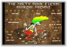 The Dirty Punk Fuckin Anarchy Machine icon