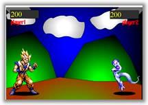 Dragon Ballz Flash Demension