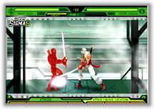 Sigma 6 Ninja Showdown