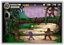 3 Foot Ninja II icon