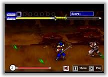 Samurais Blood Stage 2