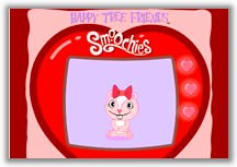 Happy Tree Friends Smoochies Giggles