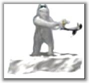 Snezhniy chelovek v Antarktike icon