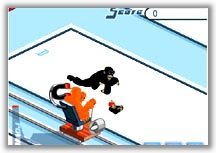Monkey Curling