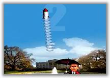 George Bush National Missile Defender