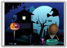 Halloween Ghost Hunter