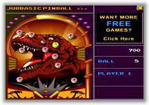 Jurassic Pinball 1.0