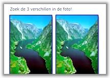 Zoek De 3 Verschillen In De Foto