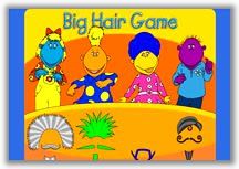 Big Hair Game
