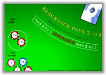 Blackjack Pays 3 to 2 [2]
