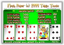 Flash Poker icon