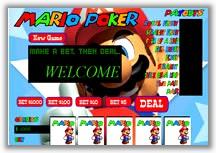 Mario Poker icon