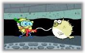 Sponge Bob. Sea Monster Smoosh