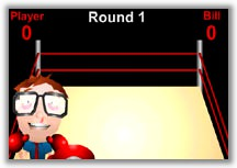 Бокс с Биллом Гейтсом