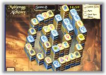 Mahjongg: Alchemy