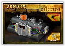 Sahara Mission The Objective
