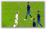 Зидан против итальянцев