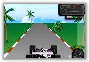 F1 Tiscalii Race Game