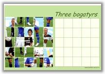The Bogatyrs
