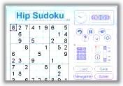 Hip sudoku