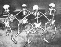 Танец скелетов